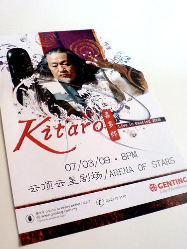 Kitaro poster