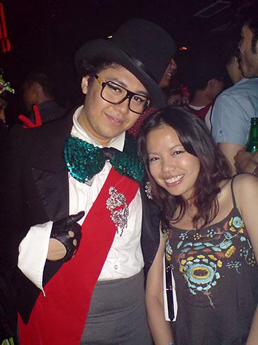 Guy and Kah Wai
