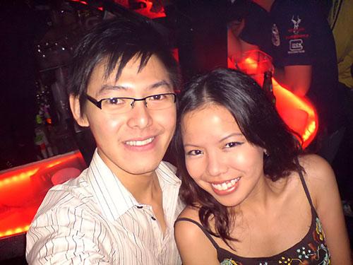Kah Wai and I