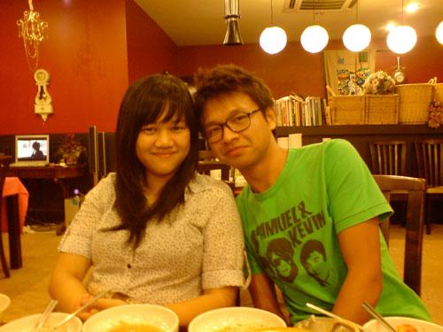 Max and Soo Yin