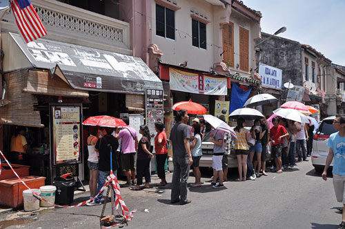 Jonker Desert 88 queue