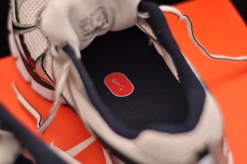 Nike+ inside