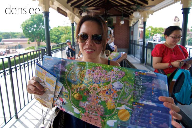 map of hong kong disneyland. of Hong Kong Disneyland.